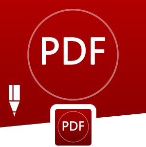 application pdf editor logo