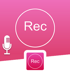 application Voice Recorder,Voice Memo logo